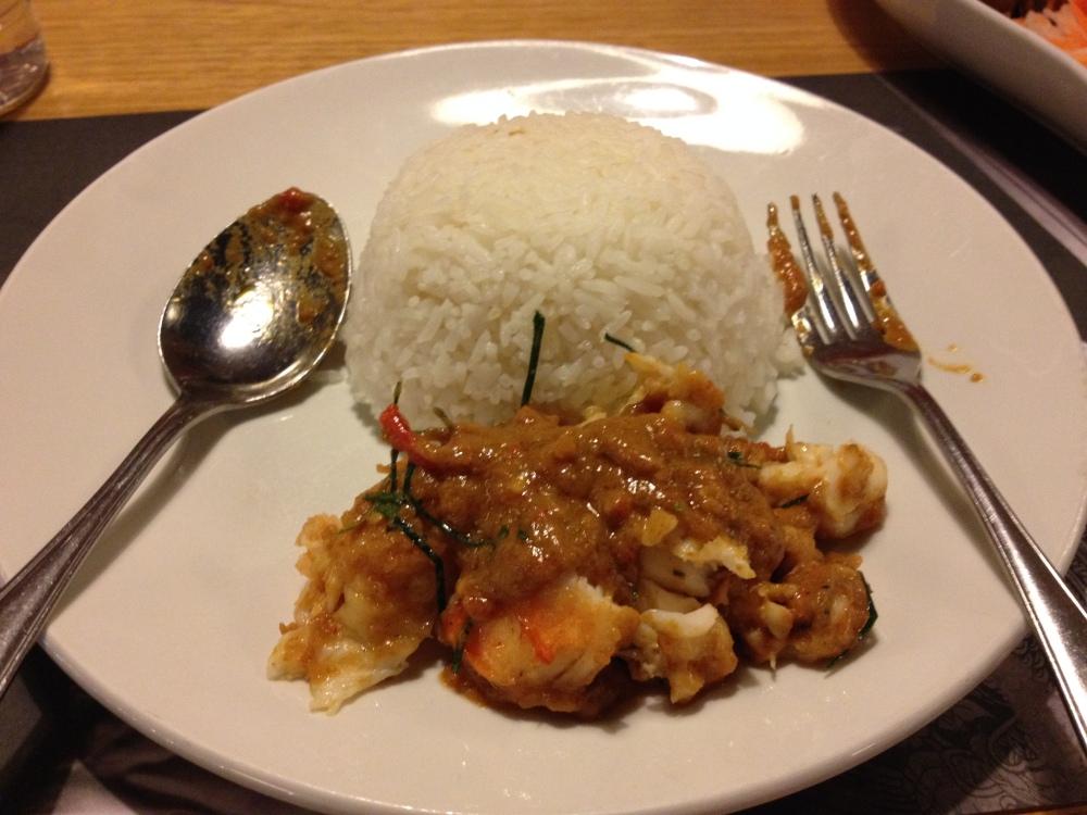 I went to Thai Thai (4/6)