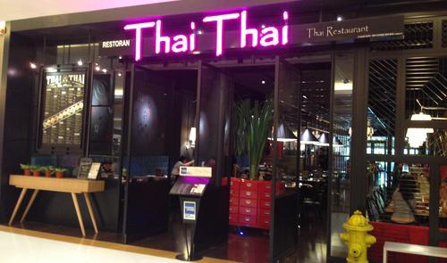 I went to Thai Thai (1/6)