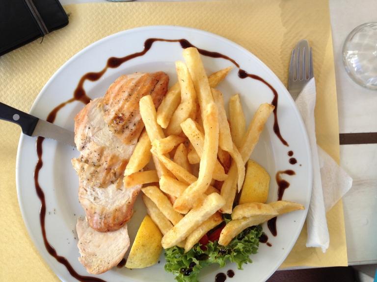 chicken fillet