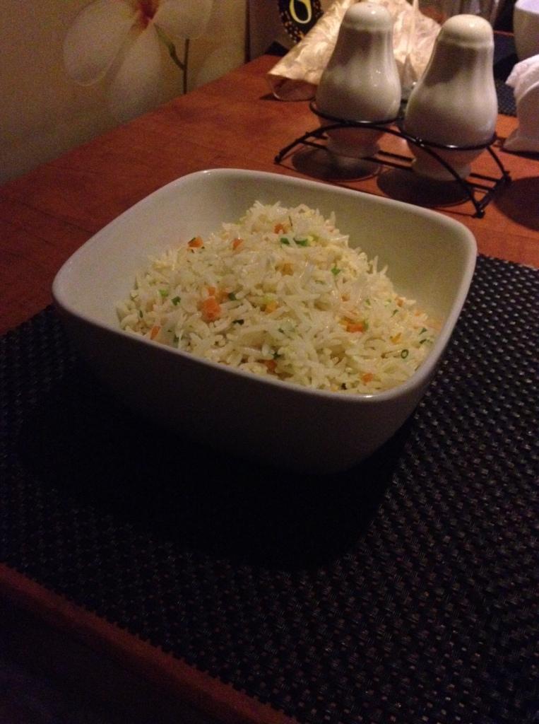 Egg Fried Rice H&H